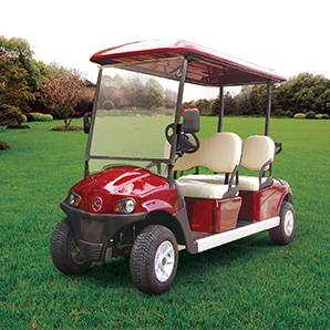 electric golf cart AC system standard configuration