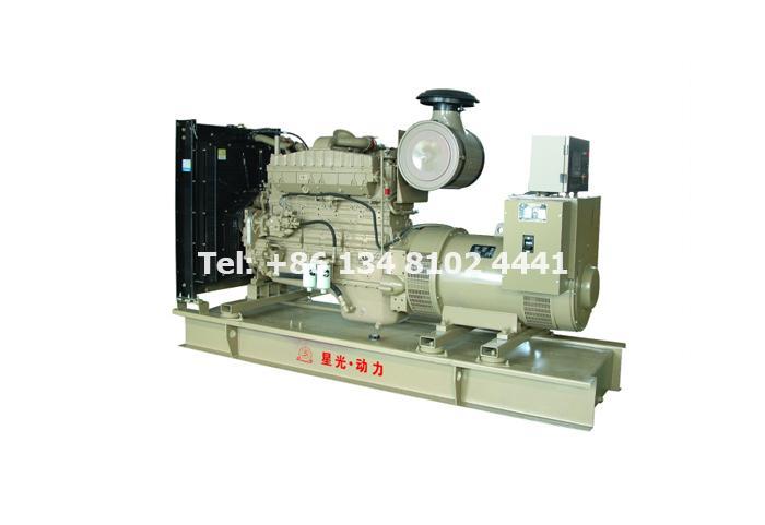 24 KW/30 KVA Cummins Diesel Generator
