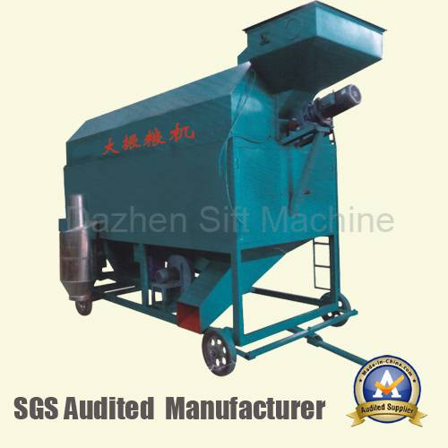 DZL - 50 type movable cylinder cleaning sieve