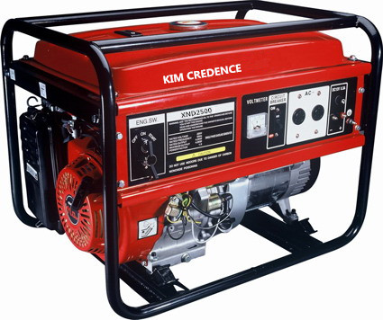 2KW Gasoline generator sets with high quality