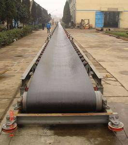 Belt conveyor for paper making