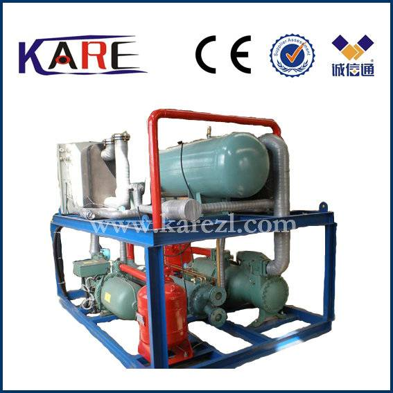 70ton cooling capacity refrigeration chiller unit