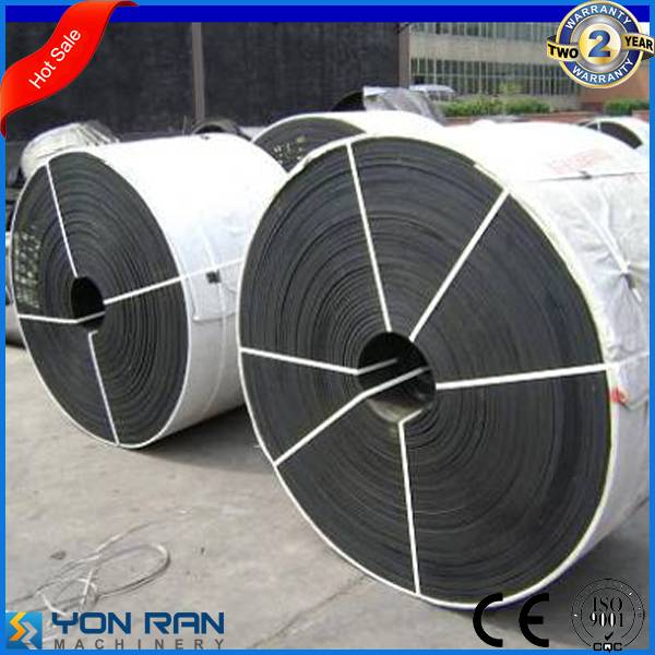 China made iron ore conveyor belt nylon rubber belt