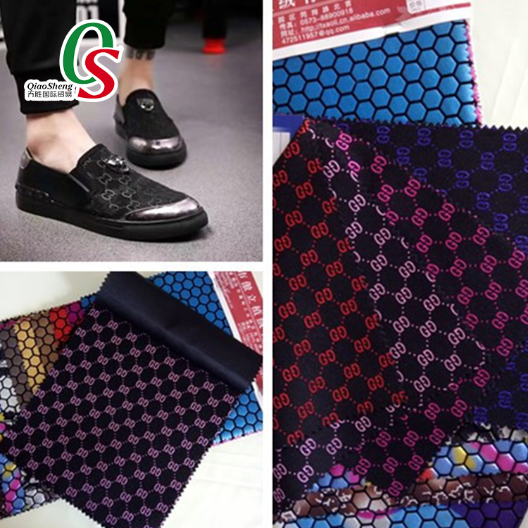 shoe flocking fabric