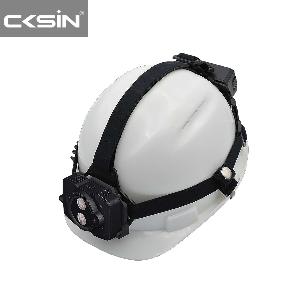 4G helmet recorder Real-time video stream 1080P Lighting Android system GPS WIFI safety helmet