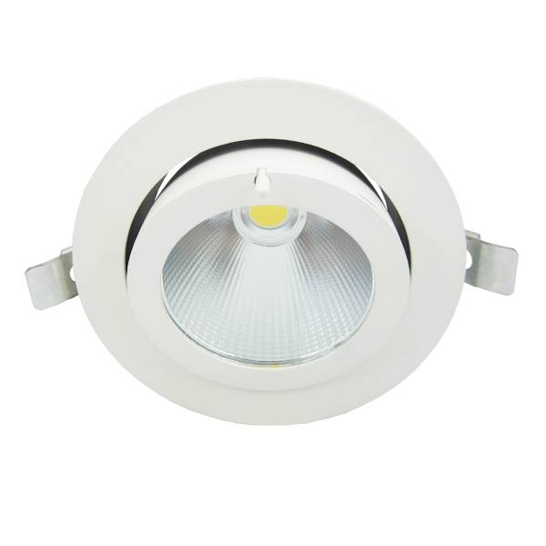 cob led dimmable downlight fashionable high brightness led downlight