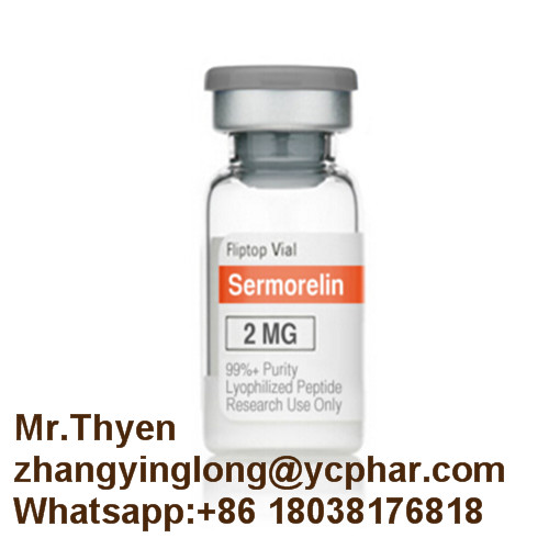 Petides 2mg/Vial Sermorelin Acetate for Weight Loss