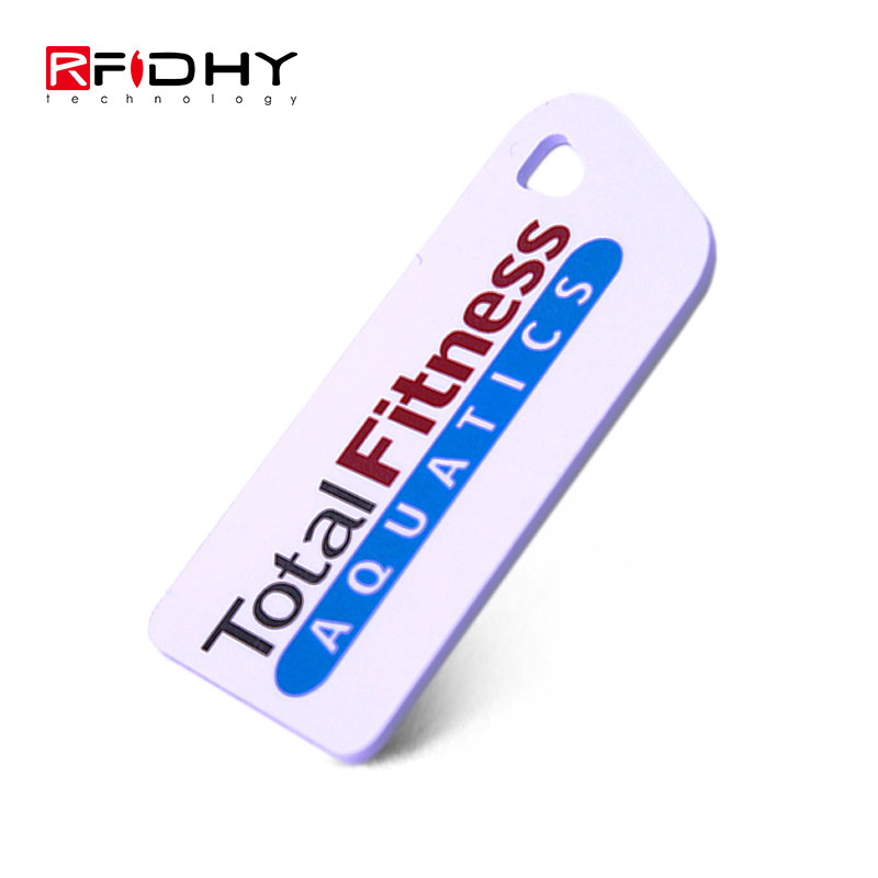 Custom Design Durable PVC RFID Key Tag