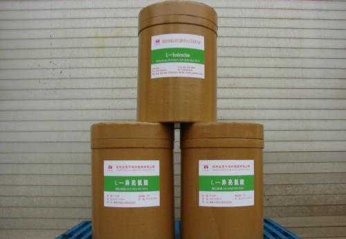 Grado Superior De Alimentos / Cosmeticos / Inyeccion De Acido Hialuronico L-Isoleucina
