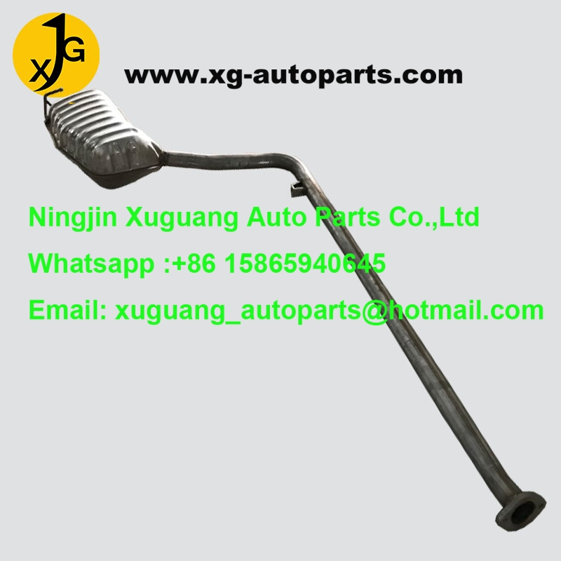 hyundai sonata 8th generation exhaust muffler car muffler silencer