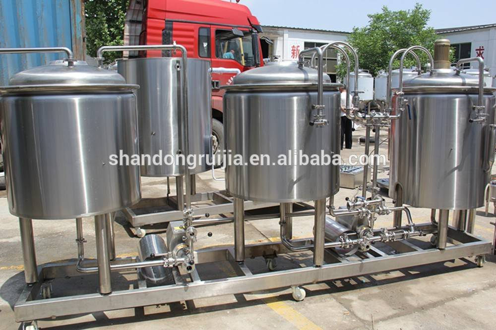 15bbl two vessels brewhouse beer brewing equipment brewery equipment