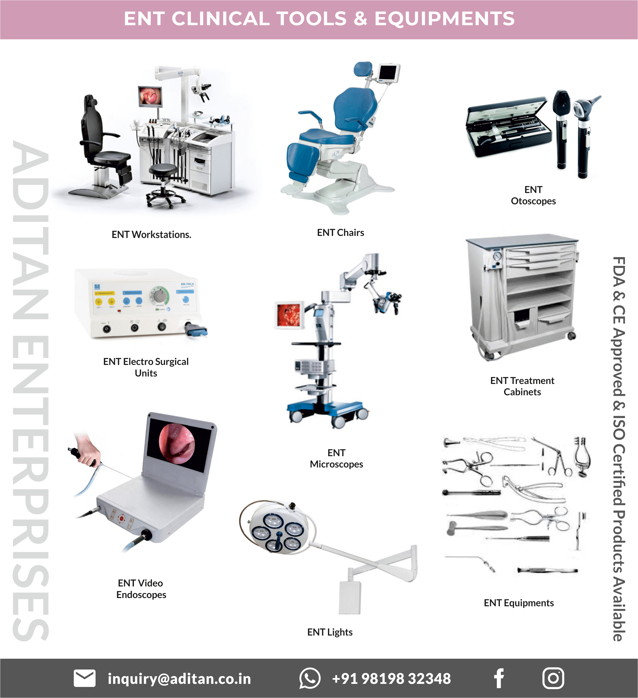 ENT-Clinical-Tools-&-Equipments