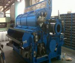 AIRLAY CARDING MACHINE