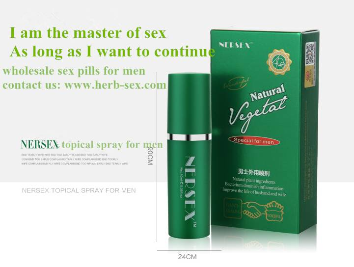 NERSEX best male delay spray for male penis enlargement male enhancement products