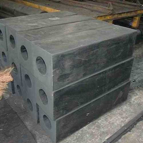 square rubber fender