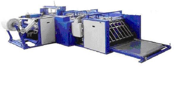 plastic woven bag machinery-automatic sewing and cutting equipment