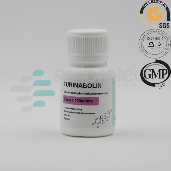 Turinabolin(4-Chlorodehydromethyl testosterone)