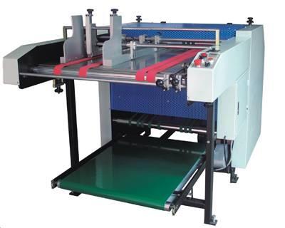 YX-1200A Automatic Cardboard Grooving Machine