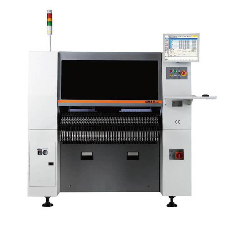 Hanwha SM481 Plus Pick and Place Machine
