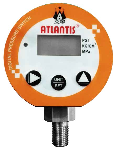 Digital Air Pressure Switch #DPS-A3.0MD