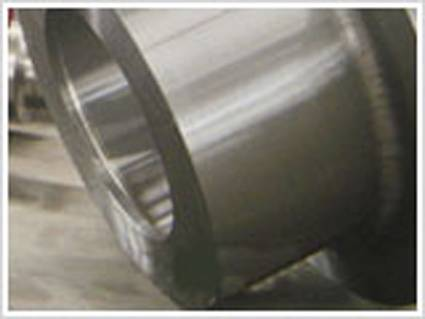 Sleeve forging used for rolling mill coupling &guide sleeve