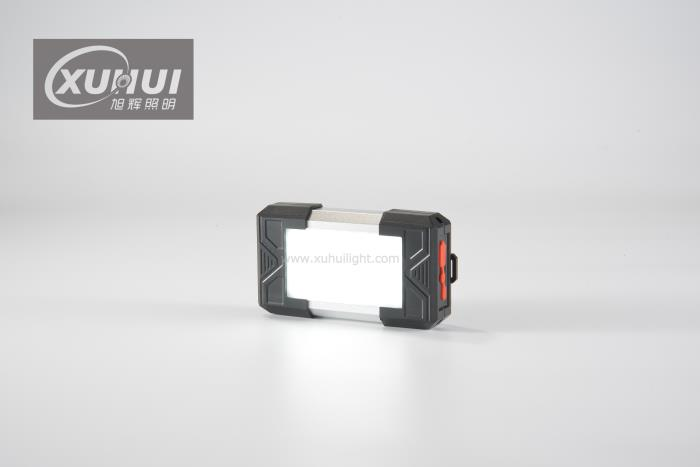 Power bank rechargeable light for camping and touring