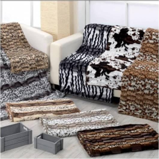 Blanket Animal Motive