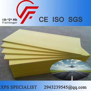 High compressive strength XPS insulation board