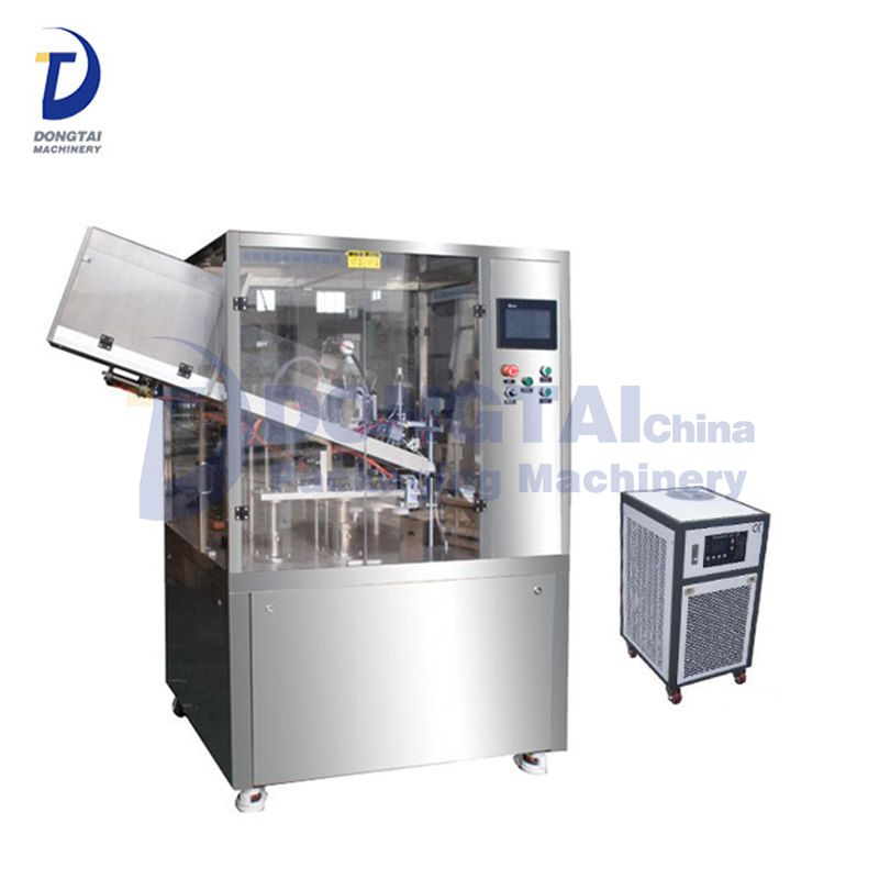 Automatic Tube Filling and Sealing Machine Tube Filling and Sealing Machine