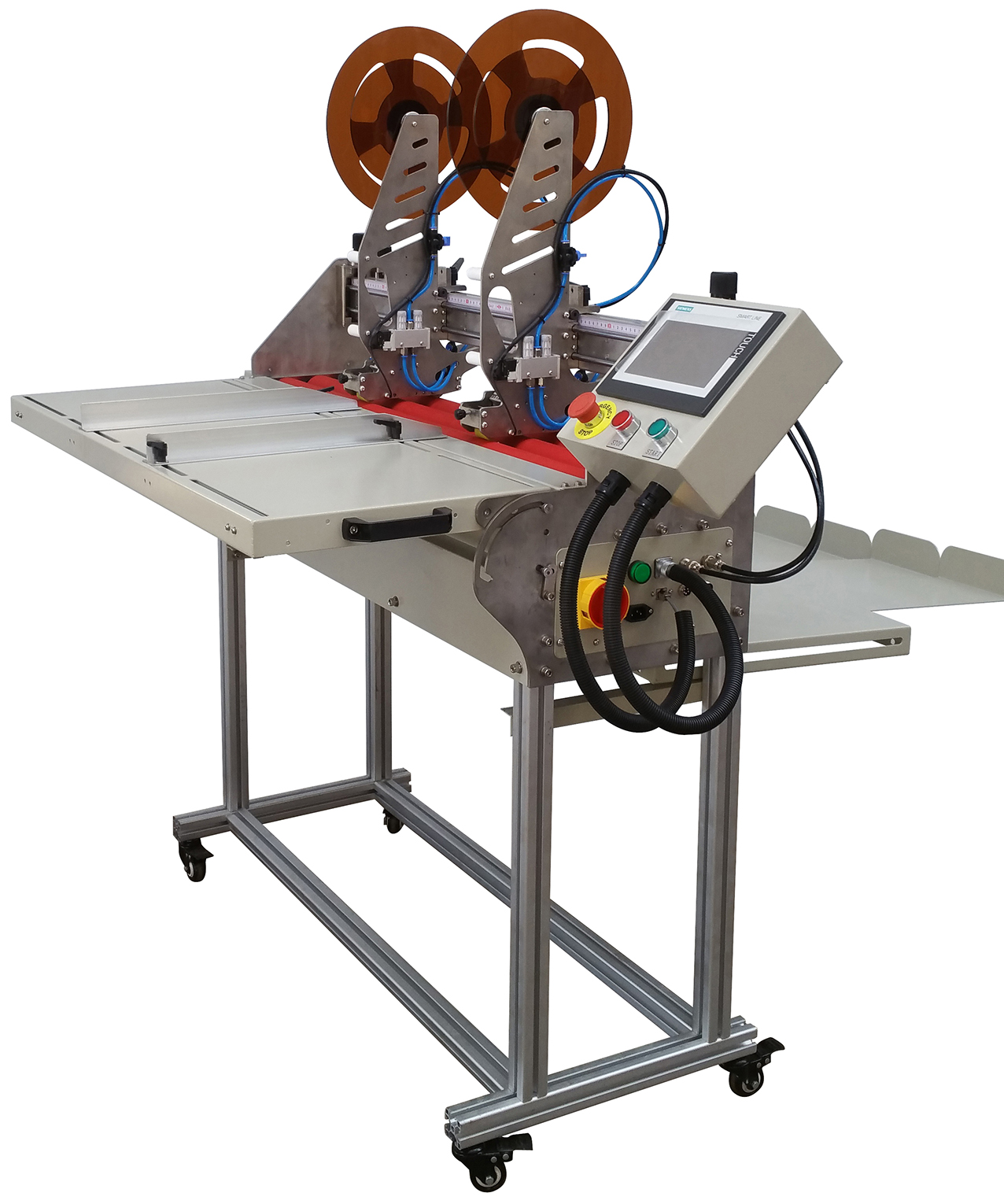 Double Sided Tape Application Machine For Folder TMA-1000