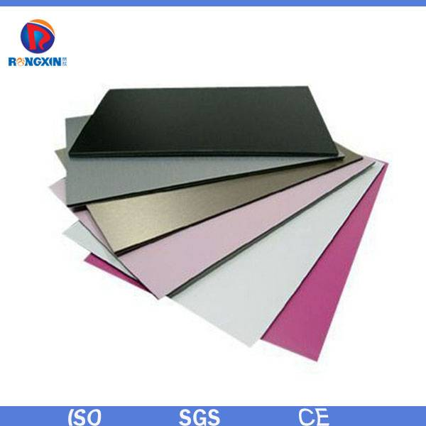 Rongxin aluminum exterior wall panels