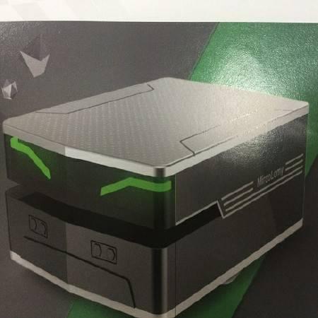 Laser AGV Design