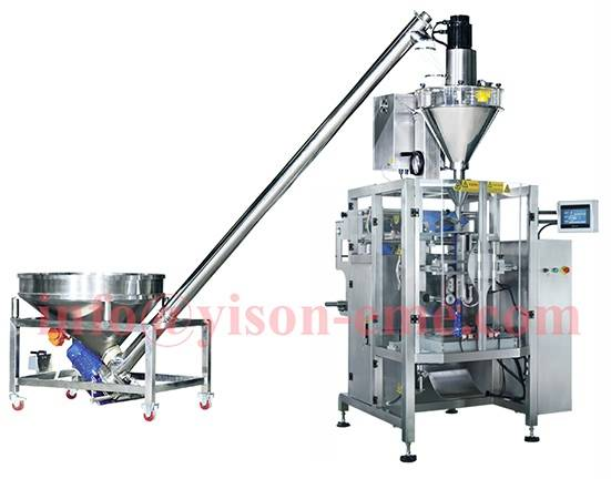 Spice, Milk Powder / flour Weighing Filling Packing machines