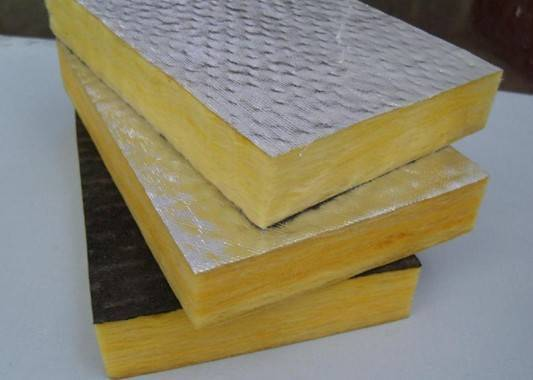 Glasswool insulation material