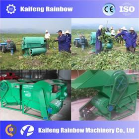 Multispindle efficient peanut picking machine for farm