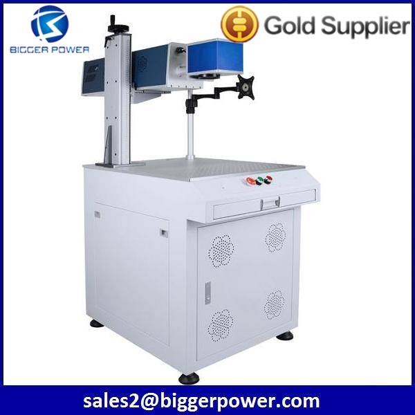 Portable 20 W Mini Fiber laser machine imei laser marking machine