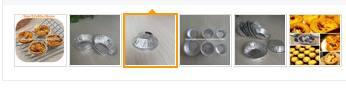 Aluminium Foil Baking Cup
