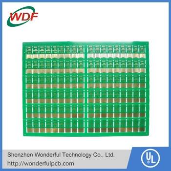 94V0 Single Layer PCB With Gold Plated