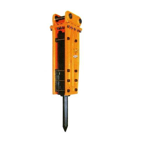 Silenced Pterosaur Straight Type YLB-1550T Hydraulic Breaker