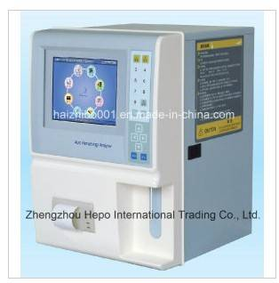 Color Touch Screen Fully Auto Hematology Cell Counter Analyzer (HP-HEMA6100A)