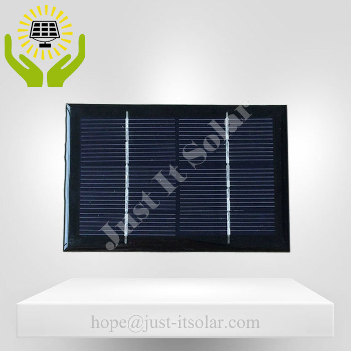 5V 240mA 1.2W Epoxy Resin Small Solar Cell