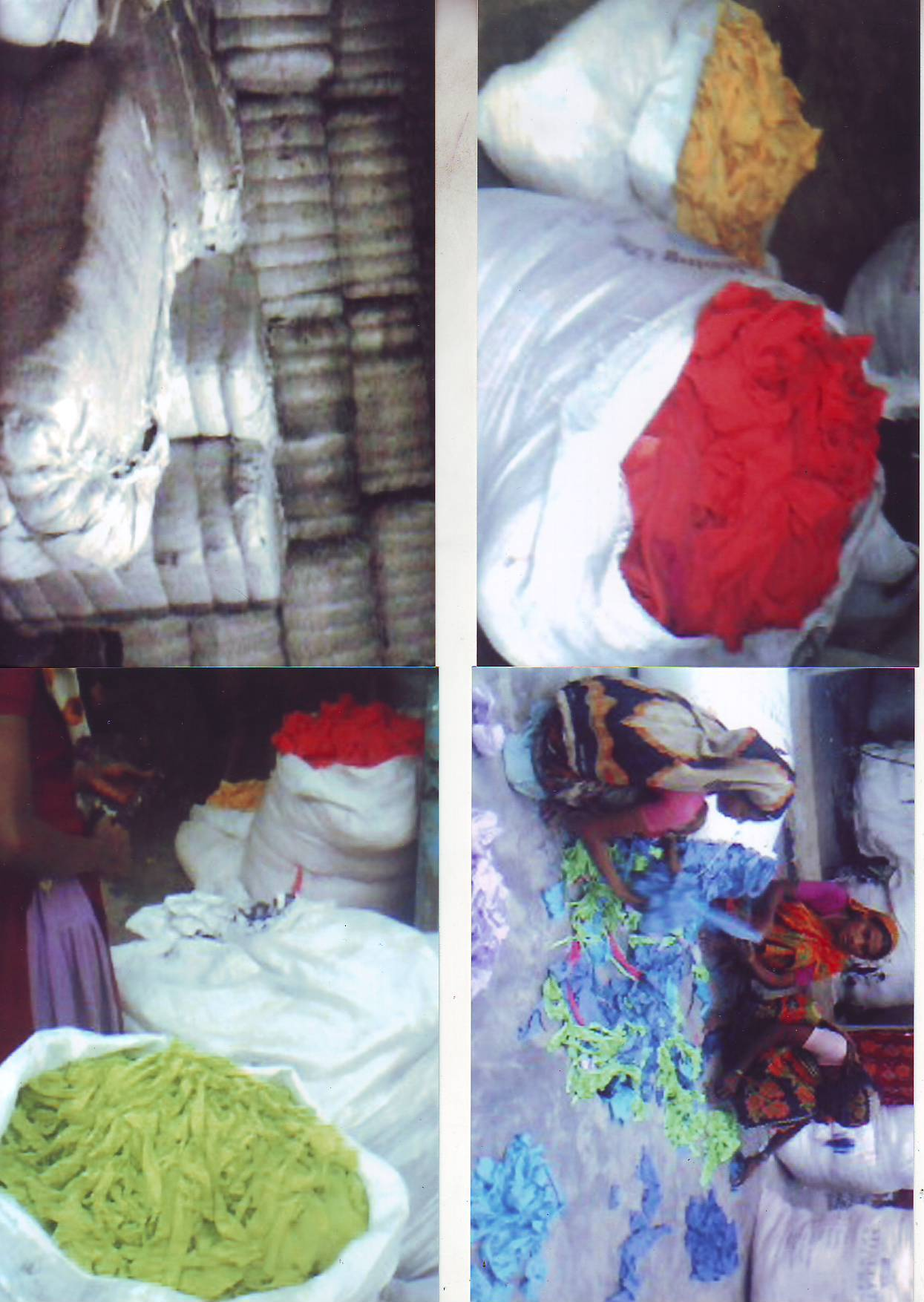SUPPLY OF TEXTILE WASTE (HOSIERY COTTON CLIP & WIPING RAGS ) FROM DHAKA, BANGLADESH.