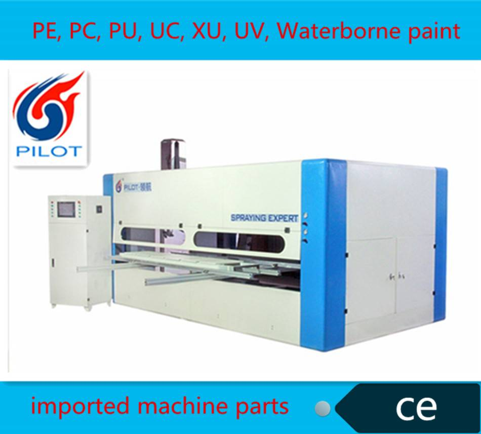 Spray Plating Type and Plastic, Glass, Wood, Metal, Ceramics Substratecnc paint machine