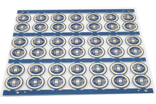 2L Aluminum Base Board