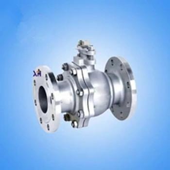 Q41F flange ball valve