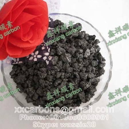 High purity bulk graphite for powder metallurgy
