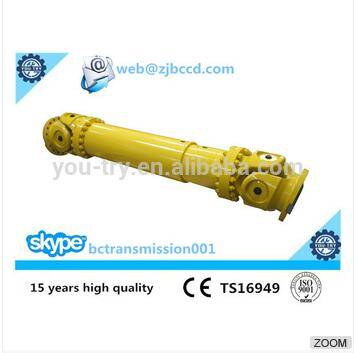 truck universal joint SWC-100WH cardan shaft
