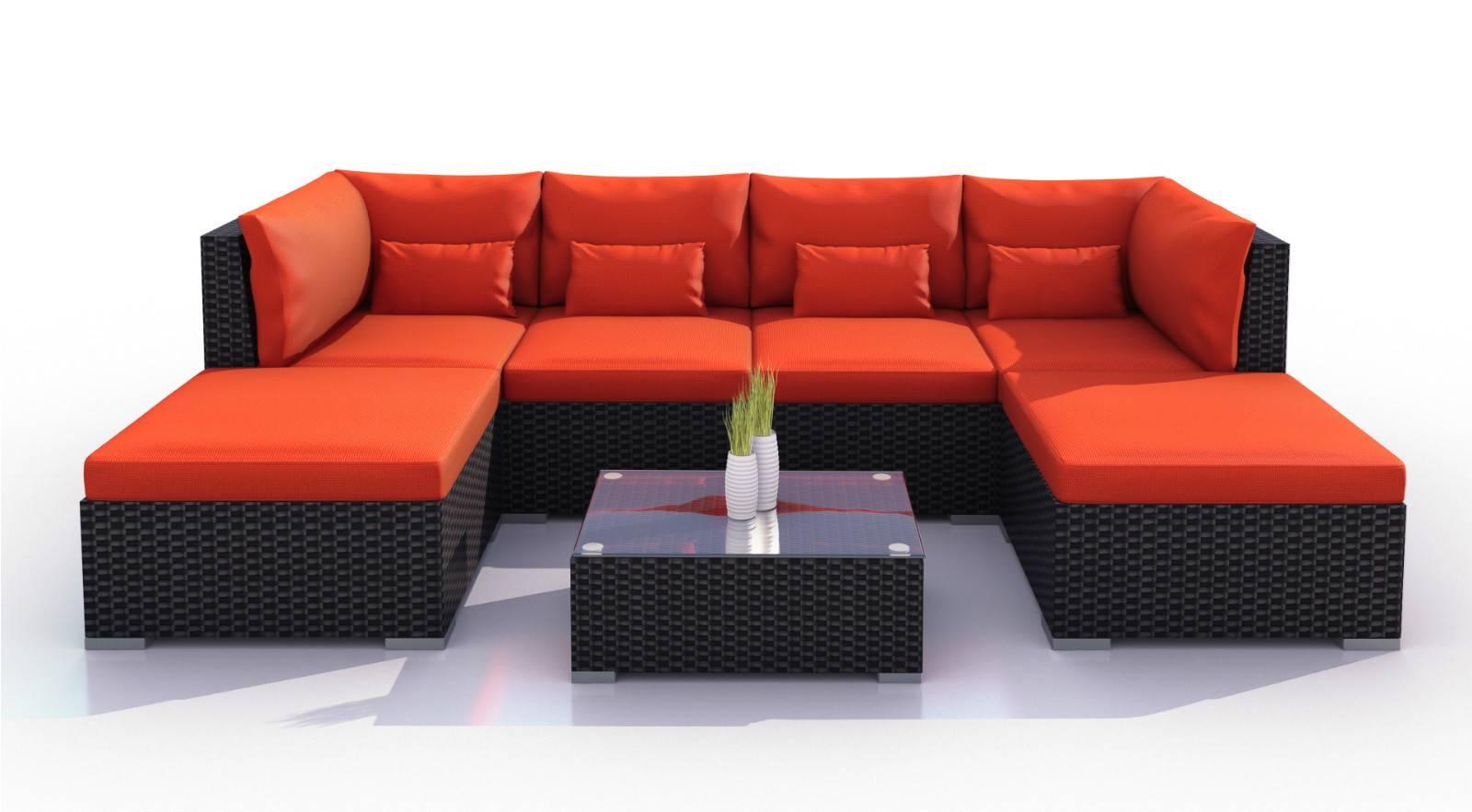 2013 good quality rattan outdoor furniture Fashion Rattan sofa Set Furniture