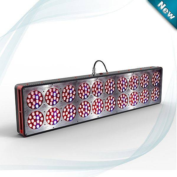 Polo 20 led grow lights best for your indoor planting ,medicinal plant