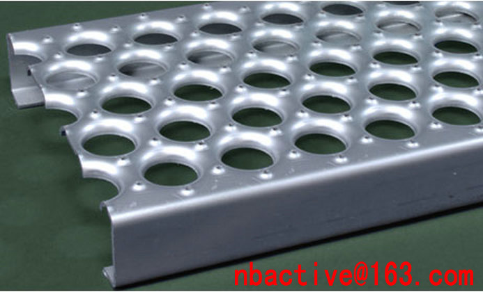 Round Hole Safety Grating